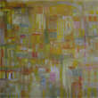 Ashley Hagen Contemporary Artist, Yellow 14